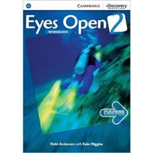 Eyes Open 2 - Workbook With Online Practice - Cambridge University Press - Elt