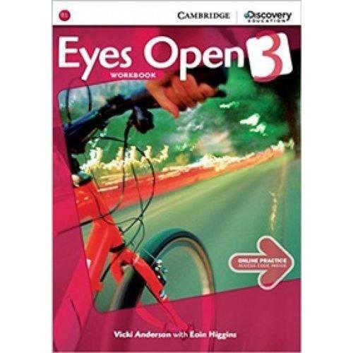 Eyes Open 3 - Workbook With Online Practice - Cambridge University Press - Elt