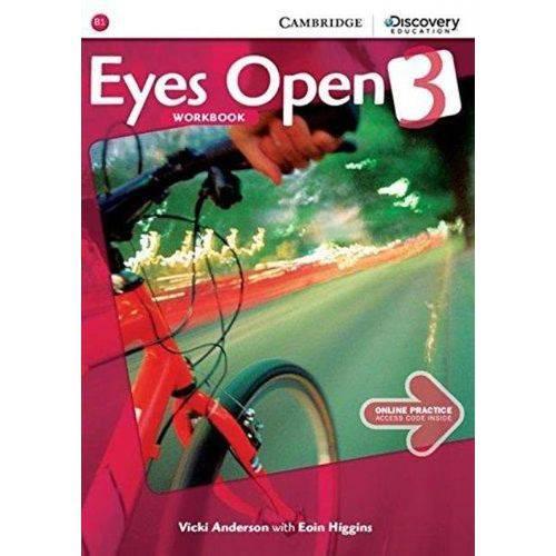 Eyes Open 3 - Workbook With Online Practice