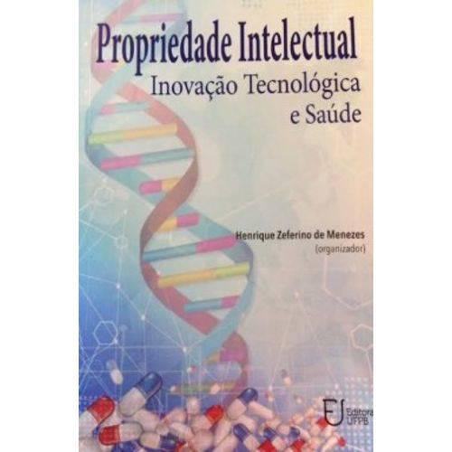 (F-900/11) Propriedade Intelectual - Inovacao Tecnologica e Saude