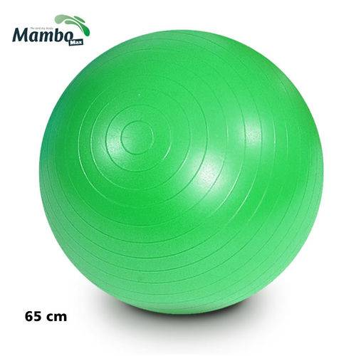 (f)bola Ginástica 65cm Verde Mambo