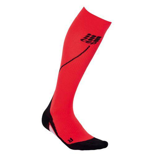 (F)Run Socks 2.0 Vermelho/Preto Fem Ii Wp45r32 CEP