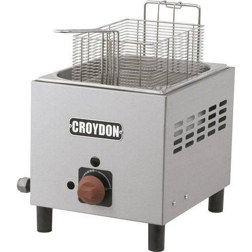 F1bg - Fritadeira Gás (4,5 Litros) - Croydon