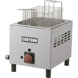 F1BG Fritadeira Gás 4,5 Litros Croydon