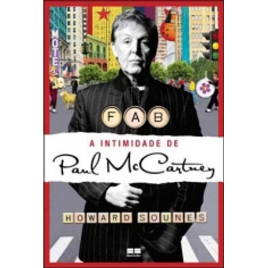 Fab - a Intimidade de Paul Mccartney - Best Seller