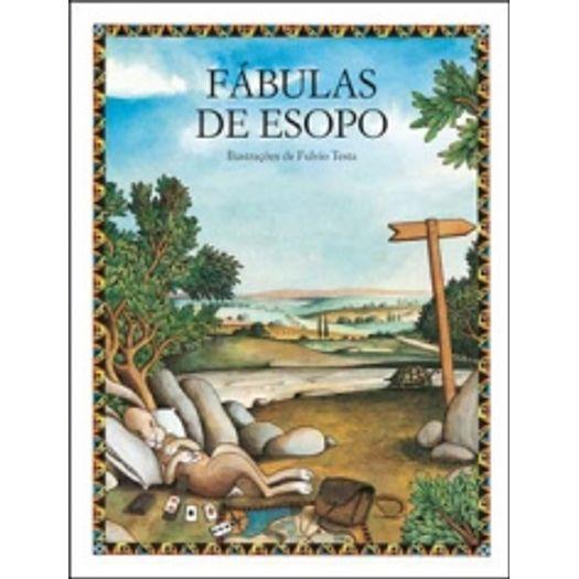 Fabulas de Esopo - Wmf Martins Fontes