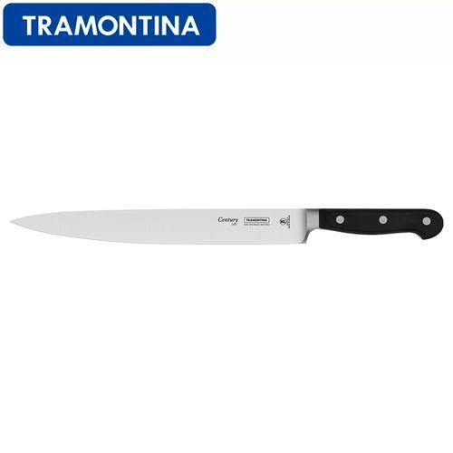 "Faca Cromo Cozinha 10"" Century - Tramontina"