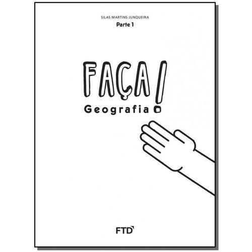 Faça! Geografia - 5 Ano Parte 1 - 01ed/16