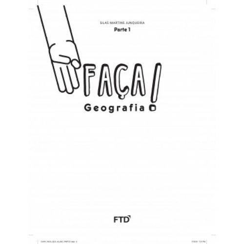 Faça Geografia - 3º Ano - Conjunto