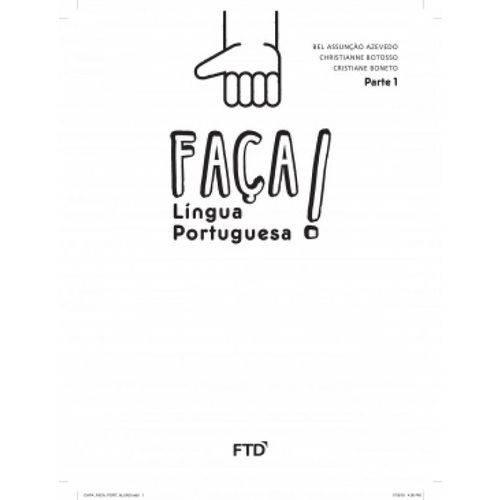 Faça Língua Portuguesa - 1º Ano - Conjunto