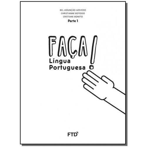 Faça! Língua Portuguesa - 5 Ano Parte 1 - 02ed/15