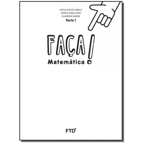 Faça! Matemática - Saber - 2º Ano Parte 1 - 01ed/16