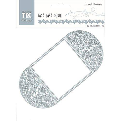 Faca P/ Corte e Relevo Extra Grande Convites Dobráveis Toke e Crie - 20911 - FPC007