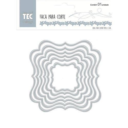 Faca P/ Corte e Relevo Extra Grande Tag II Toke e Crie - 20909 - FPC005