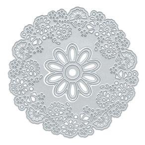 Faca para Corte Grande Flores Sortidas Ref.20905-FPC001 Toke e Crie