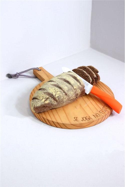 Faca para Pão de Cerâmica