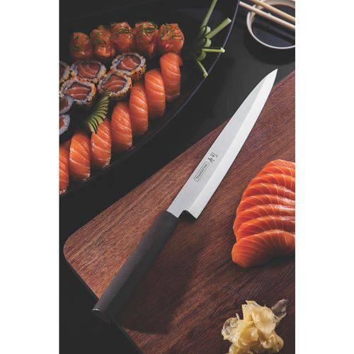 """Faca Yanagiba Inox 9"""" Sushi Mar Concept"""