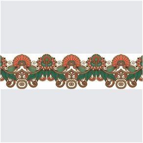 Faixa Adesiva de Parede para Cozinha Índia FD11003