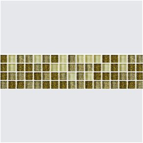 Faixa Adesiva de Parede para Cozinha Ouro FD11036