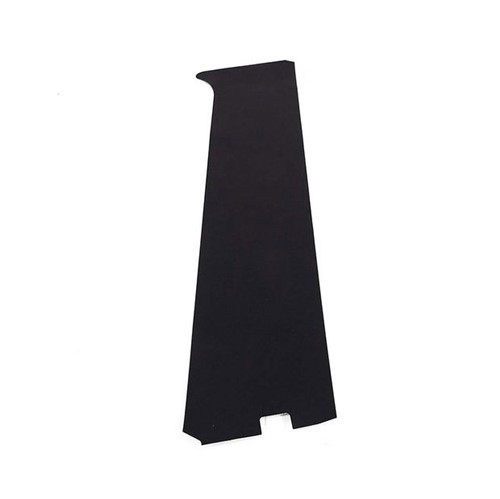 Faixa Adesivo de Coluna da Porta Dianteira Lado Esquerdo [preto Fosco] Cobalt