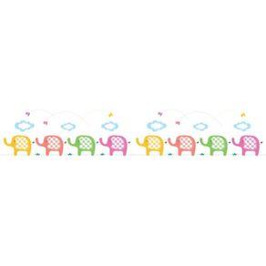 Faixa Decorativa Infantil 0,15M (A) X 3,60M (L) FI17007
