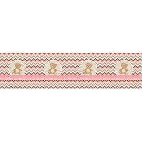Faixa Decorativa Infantil 0,15M (A) X 3,60M (L) FI17002