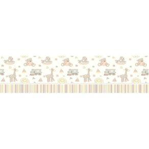 Faixa Decorativa Infantil 0,15M (A) X 3,60M (L) FI17031