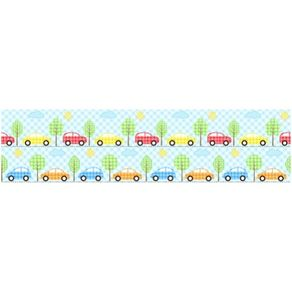 Faixa Decorativa Infantil 0,15M (A) X 3,60M (L) FI17010