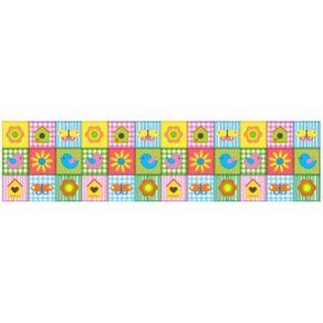 Faixa Decorativa Infantil 0,15M (A) X 3,60M (L) FI17014