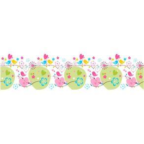 Faixa Decorativa Infantil 0,15M (A) X 3,60M (L) FI17016
