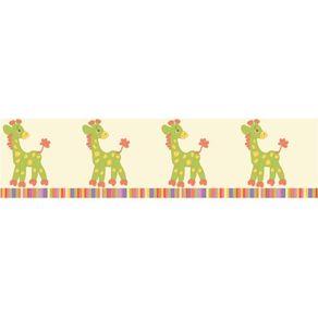 Faixa Decorativa Infantil 0,15M (A) X 3,60M (L) FI17012
