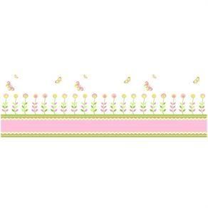 Faixa Decorativa Infantil 0,15M (A) X 3,60M (L) FI17044