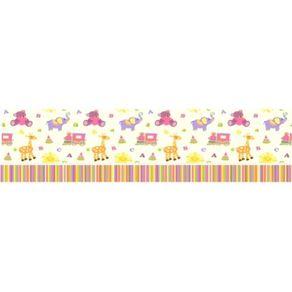 Faixa Decorativa Infantil 0,15M (A) X 3,60M (L) FI17024
