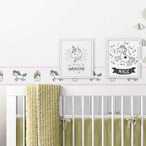 Faixa Decorativa Infantil 0,15M (A) X 3,60M (L) FI17050