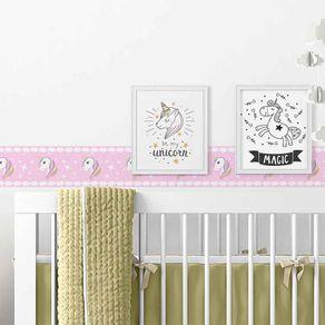 Faixa Decorativa Infantil 0,15M (A) X 3,60M (L) FI17051