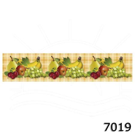 Faixa Digital Marilda - 7019 Frutas Tropical