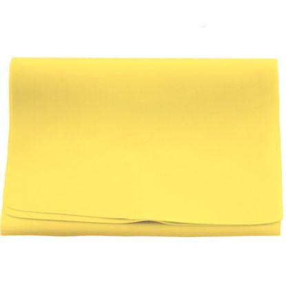 Faixa Elástica Carci-Band Amarelo 1,5m Fraco
