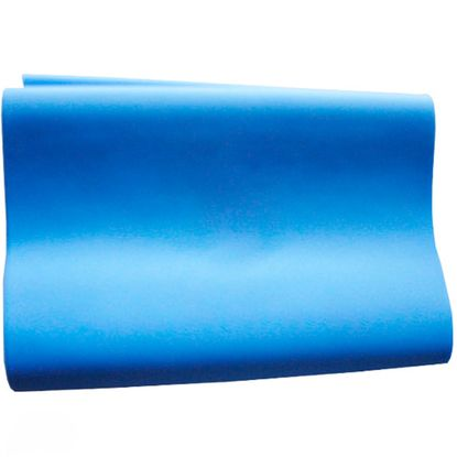 Faixa Elástica Carci-Band Azul 1,5m Médio Forte