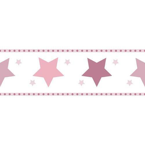 Faixa Treboli Estrela Rosa