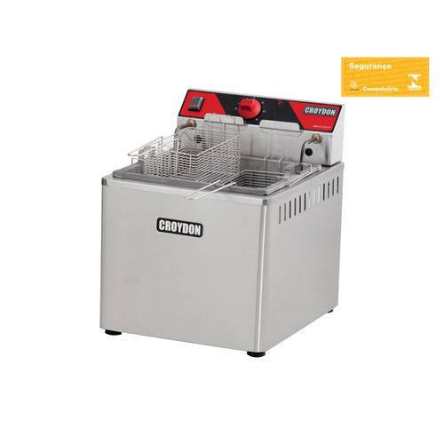 Fam3 - Fritadeira Eletr. de Mesa 3000w (água e Óleo) - Croydon