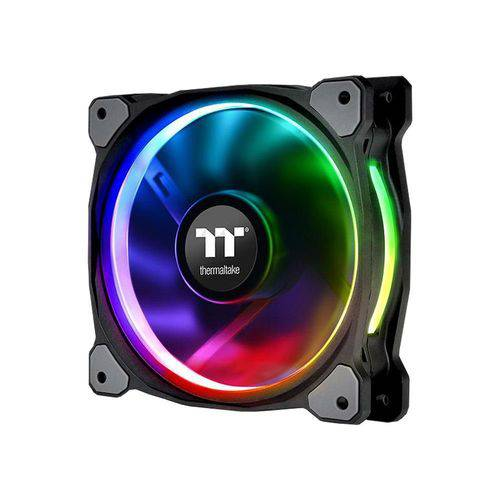 Fan Tt Riing Plus 14 Rgb Radiator Premium Edit Pack C/3 Led Cl-f056-pl14sw-a