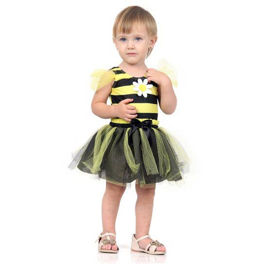 Fantasia Abelhinha Bebê - Dress Up P
