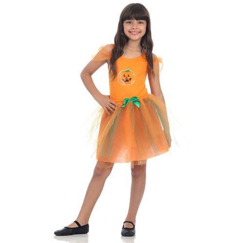 Fantasia Abóbora Infantil - Dress Up