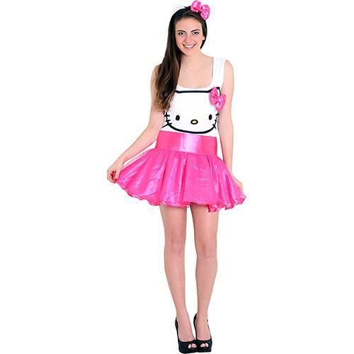 Fantasia Adulto Hello Kitty - Sulamericana Fantasias