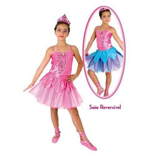 Fantasia Barbie e as Sapatilhas Mágicas Luxo – G