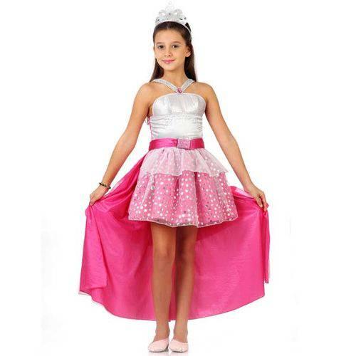Fantasia Barbie N Royals Luxo