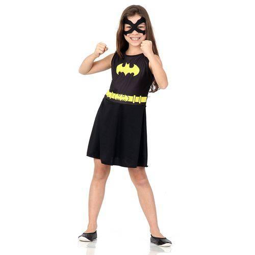 Fantasia Batgirl Super Pop G - Sulamericana