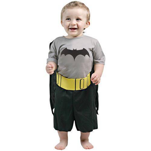 Fantasia Batman Bebê G - Sulamericana