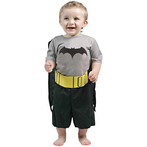 Fantasia Batman Bebê P - Sulamericana