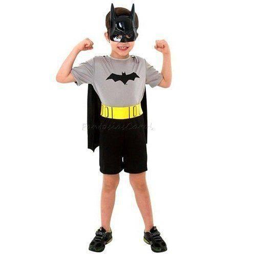 Fantasia Batman Curta M Sulamericana 10170000003